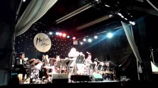Blue Note Tokyo All-Star Jazz Orchestra  @ Montreux Jazz Festival 2014