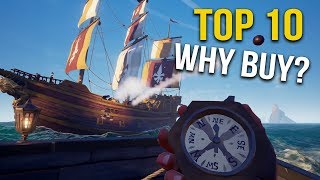 Top 10 -  WHY BUY SEA OF THIEVES?.. Because its awesome