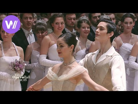 Wiener Opernball 2016 - die Eröffnung in voller Länge