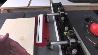 Infinity Cutting Tools  - Jessem Clear Cut Table Saw Stock Guides