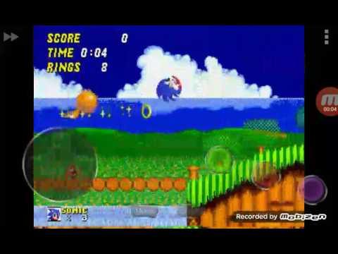 Sonic 2 Emerald hill without cheats Speedrun