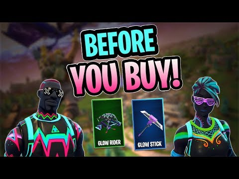 Liteshow | Nitelite | Glow Stick Tool | Glow Rider - Before You Buy - Fortnite