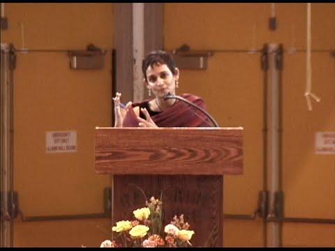 2001 • Eqbal Ahmad Lecture • Arundati Roy •Hampshire College