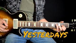 Guns N Roses - Yesterdays Cover