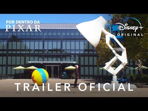 Por Dentro da Pixar   Trailer Oficial Legendado   Disney+
