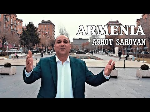 Ashot Saroyan - ARMENIA (2020)