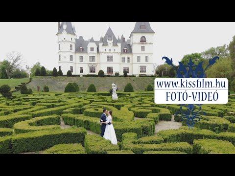 Andrássy kastély, Tiszadob (Anikó és Misi kreatív fotózása)KISSFILM.HU