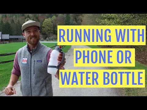 b102e6593c Running Technique: How Your Phone Or Water Bottle Can Hurt Your Run -  YouTube