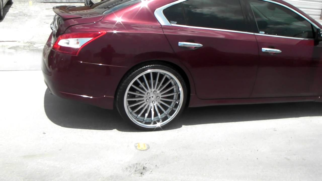 Dubsandtires Com 22 Quot Inch Xo New York Brushed Wheels 2011