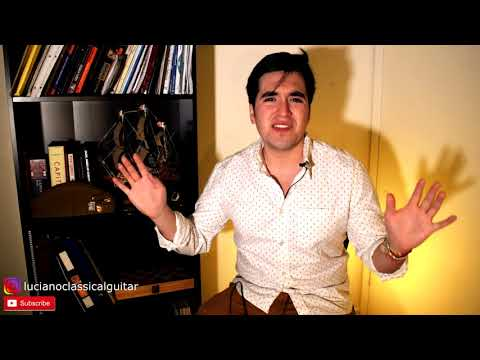 Pronouncing Spanish Classical Composers and Pieces Part 2