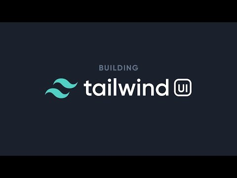 Working on Tailwind UI