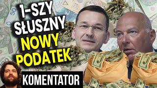 Gambar cover Podatek od Korporacji USA dla Dobra Firm Polski Analiza Komentator Pieniądze Airbnb Wynajem Mieszkań