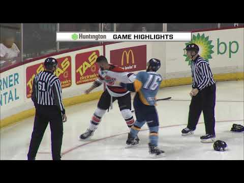 Walleye vs Fort Wayne Komets Highlights (10/27/2018)