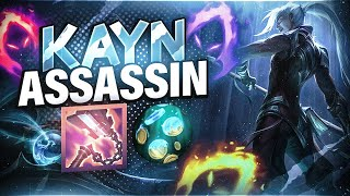 GUIDE KAYN S11 - LA FORME ASSASSIN INCROYABLE