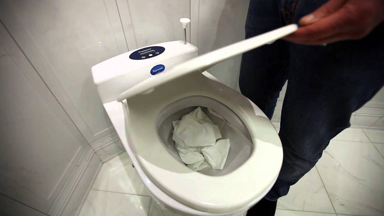 cinderella toalett problem