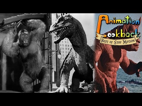 The History of Ray Harryhausen 12  Animation Lookback: The Best of Stop Motion