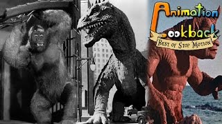 The History of Ray Harryhausen 1/2 - Animation Lookback: The Best of Stop Motion