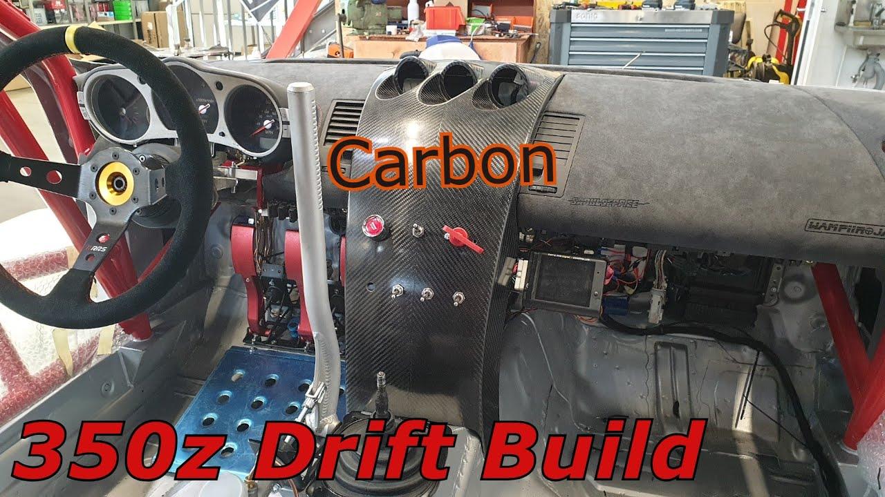Carbon kevlar, ehitame ikka veel 350z-i, Drift build osa12