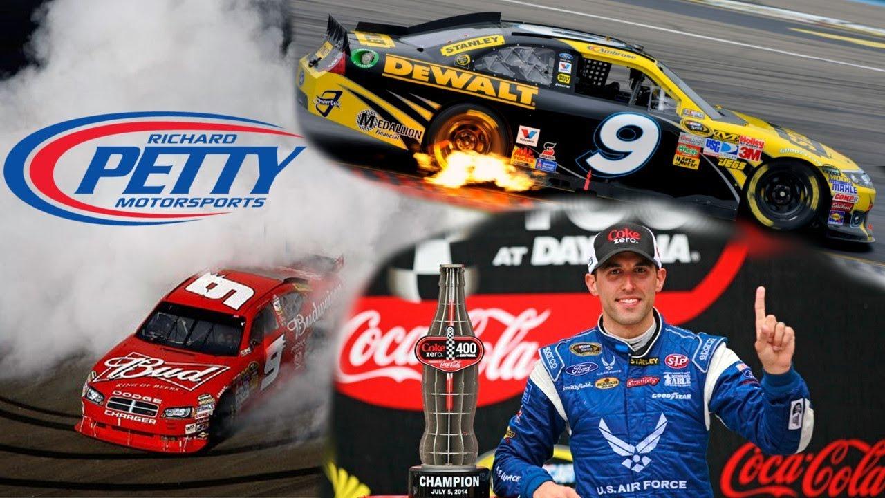 Richard Petty Motorsports >> Every Richard Petty Motorsports Win Since 2008 Youtube