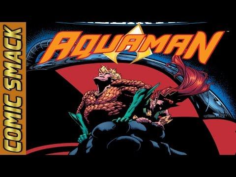 Aquaman Comic Smack