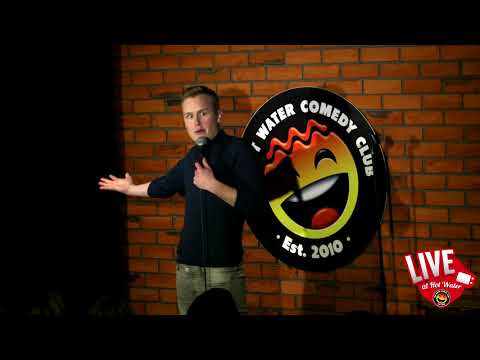 Josh Jones | LIVE at Hot Water Comedy Club