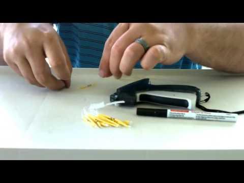 DIY Fish Tagging