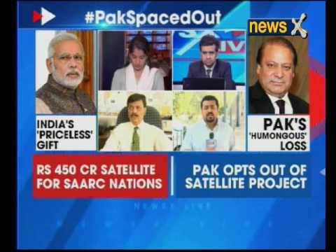 India to launch South Aisa Satellite; this is India's true might, Pakistan now 'lost in space'?