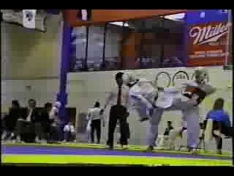 Hyon Lee- US team trials