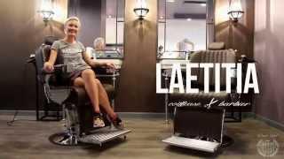 """"""" Le Boudoir de Sophie """" Barber Shop de Bordeaux (French Label Media)"""