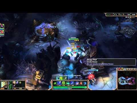 League of Legends 3 vs 3 - Master Yi