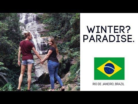Rio De Janeiro Brazil Is A Winter Paradise! ☀️(Rio Jeep Tour & Beaches)