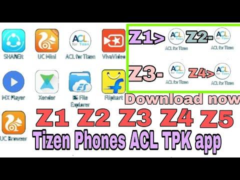 tizen tpk all apps// problem solved Tizen Phones Z1, Z2, Z3, Z4 all TPK  apps download now