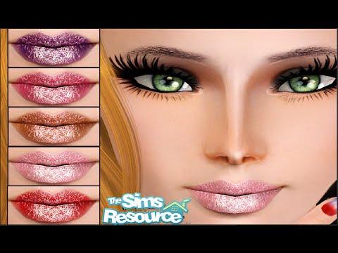 SiMS 3 Kostenloses Shopping Center für Eure SiMS /TSR - Haare, accessoires, Make-Up und Häuser