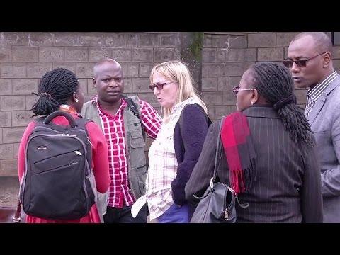Des Kenyans fuient le Soudan du Sud