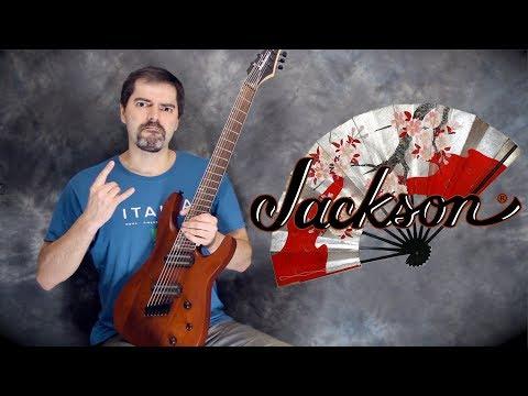Веерный JACKSON X Series Dinky DKAF7 MS (Обзор)