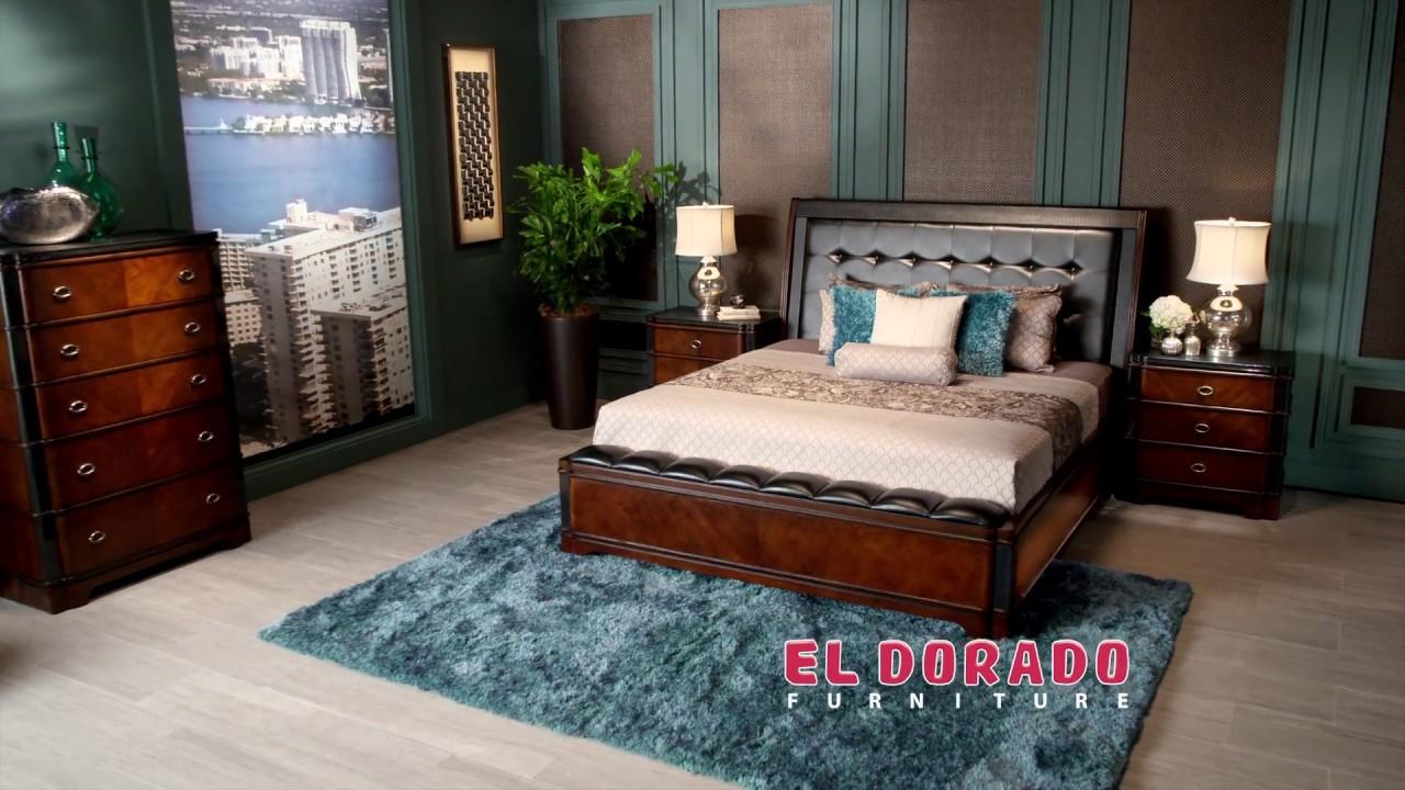 Find the right one here. El Dorado Furniture Bedroom Sets - Moonstone 6 Piece King ...