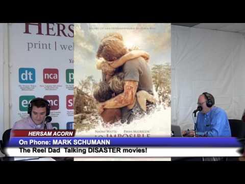 Radio Arts & Leisure. Movie Review Segment #1 On HAN Network Livestream