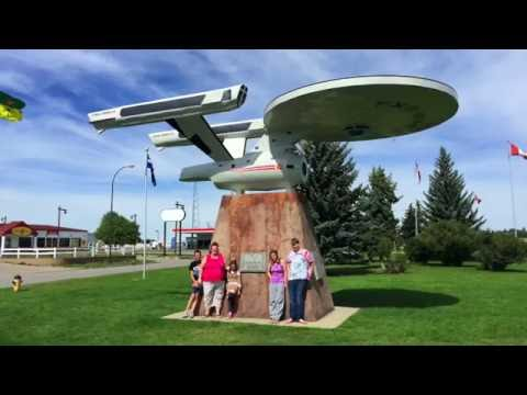 153. Vulcan's solar park goes where no Canadian has gone before