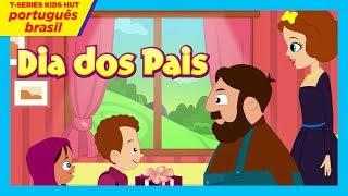 Tia e Tofu em Português: Dia dos Pais - histórias de crianças