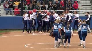 Dayton Softball: Rhode Island Highlights 4-22-17