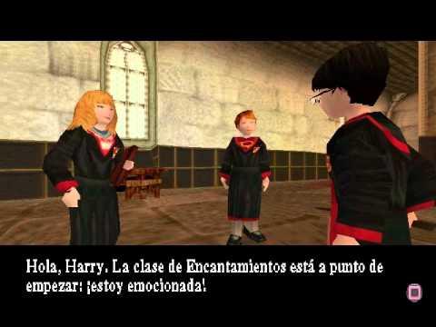 Harry Potter y la Piedra Filosofal PSX parte 3.
