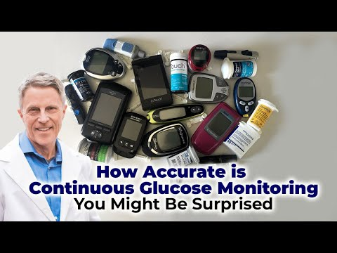 How Accurate is Continuous Glucose Monitoring? You Might Be Surprised - FORD BREWER MD MPH