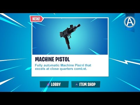 "Squads With Channel Members! // NEW ""MACHINE PISTOL"" Coming Soon (Fortnite Battle Royale LIVE)"