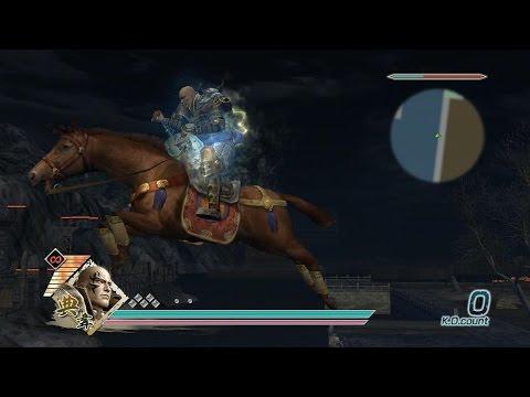 Dynasty Warriors 6 - Dian Wei Musou Mode - Chaos Difficulty - Battle of Chi Bi