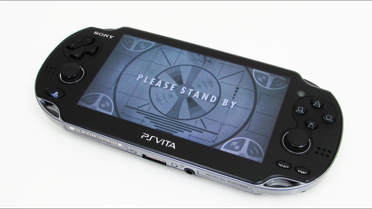 Fallout 4 - PS Vita Remote Play Gameplay & Review!