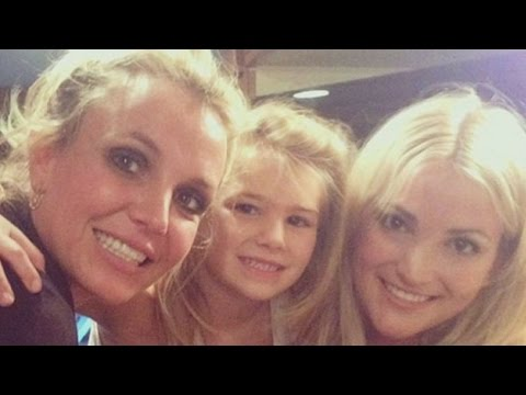 "Britney Spears' Niece Is ""Awake And Talking"" After Scary ATV Accident"