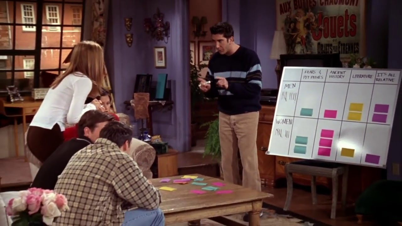 """Download Friends - """"THE BET FOR APARTMENT"""" (Part 2)"""