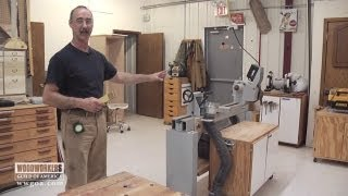 Woodworkers Guild Of America: Update On George's New Workshop