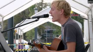 Damien Rice - Coconut Skins (cover by Finn Raber)