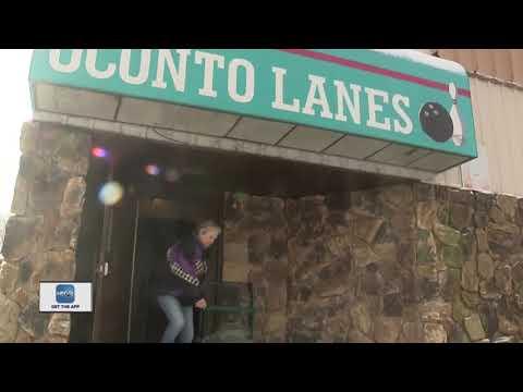 Ice Jam Causes Flooding In Oconto